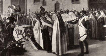 Martiri di Compiegne (Teresa di Sant'Agostino e 15 Compagne)